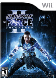 Star Wars: The Force Unleashed II For Wii - EE698783