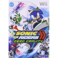 Sonic Riders Zero Gravity For Wii Flight - EE698782