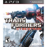 Transformers: War For Cybertron For PlayStation 3 PS3 - EE698790