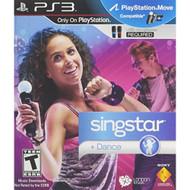 Singstar Dance For PlayStation 3 PS3 Racing - EE698799