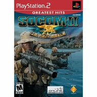 Socom II US Navy Seals For PlayStation 2 PS2 - EE698807