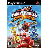 Power Rangers Dino Thunder For PlayStation 2 PS2 - EE698809