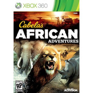 Cabela's African Adventures For Xbox 360 Shooter - EE698827
