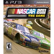 NASCAR The Game 2011 For PlayStation 3 PS3 Racing - EE698844