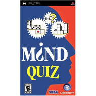 Mind Quiz Sony For PSP UMD Puzzle With Manual and Case - EE698848