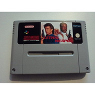 Lethal Weapon Nintendo Super NES For Super Nintendo SNES Shooter - EE698869