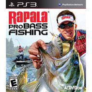 Rapala Pro Bass Fishing 2010 For PlayStation 3 PS3 Shooter - EE698882