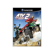 ATV Quad Power Racing 2 For GameCube With Manual and Case - EE698904