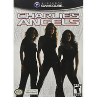 Charlie's Angels For GameCube Fighting With Manual and Case - EE698903