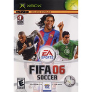 FIFA Soccer 06 Xbox For Xbox Original With Manual and Case - EE698907