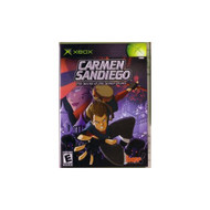 Carmen Sandiego Xbox For Xbox Original With Manual and Case - EE698915