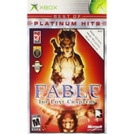 Fable Best Of Platinum Xbox Platinum For Xbox Original RPG With Manual - EE698924