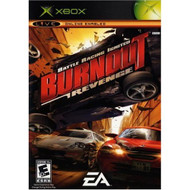 Burnout Revenge For Xbox Original Flight With Manual and Case - EE698931