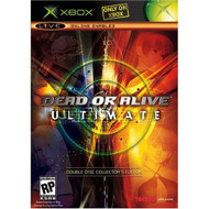 Dead Or Alive Ultimate For Xbox Original Fighting - EE698948