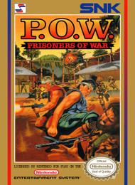 Pow: Prisoners Of War For Nintendo NES Vintage - EE698986