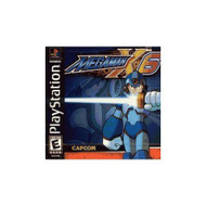 Mega Man X6 For PlayStation 1 PS1 With Manual and Case - EE698988