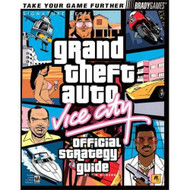 Grand Theft Auto: Vice City Official Strategy Guide Bradygames - EE699026