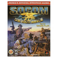 Socom: US Navy Seals: Prima's Official Strategy Guide - EE699027