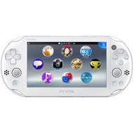 PlayStation Vita Wi-Fi White PCH-2000ZA12JAPAN Import - EE699036