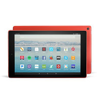 "All-Fire HD 10 Tablet With Alexa Hands-Free 10.1"" 1080P Full HD - EE699037"