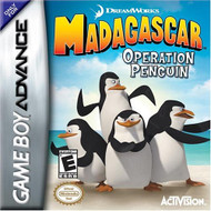 Madagascar Operation Penguin For GBA Gameboy Advance - EE699103