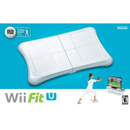 Wii Fit U Wii Balance Board Accessory And Fit Meter - ZZ699254