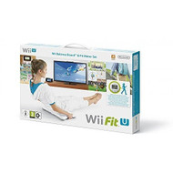 Wii Fit U Board Game And Pedometer Kit - ZZ699255