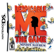 Despicable Me: The Game: Minion Mayhem For Nintendo DS DSi 3DS 2DS - EE699271