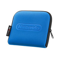 Carrying Case For Nintendo 2DS Console Blue For DS Ftr-A-Pckb  FTR-A - EE699316