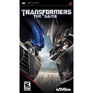 Transformers The Game Sony For PSP UMD - EE699340