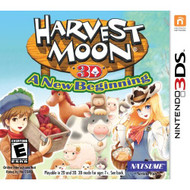 Harvest Moon 3D: A New Beginning Nintendo For 3DS - EE699372