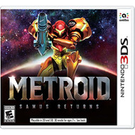 Metroid: Samus Returns Nintendo For 3DS - EE699375