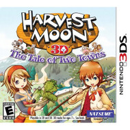 Harvest Moon: Tale Of Two Towns Nintendo For 3DS 2 Strategy - EE699433