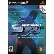 Eye Toy: Operation Spy For PlayStation 2 PS2 Racing With Manual and - EE699439