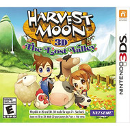 Harvest Moon: The Lost Valley Nintendo For 3DS - EE699459