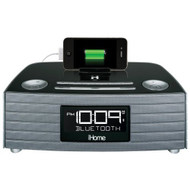 iHome IBT97GC Bluetooth Stereo FM Clock Radio With USB Charging - EE699460
