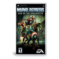 Marvel Nemesis Rise Of The Imperfects Sony For PSP UMD With Manual and - EE699502