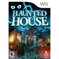 Haunted House For Wii With Manual and Case - EE699568