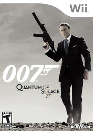 James Bond 007: Quantum Of Solace For Wii Shooter - EE699576