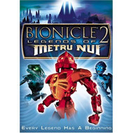 Bionicle 2: Legends Of Metru Nui On DVD With Christopher Gaze Disney - EE699592