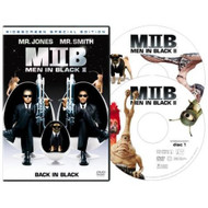 Men In Black II Widescreen Special Edition On DVD With Johnny - EE699609