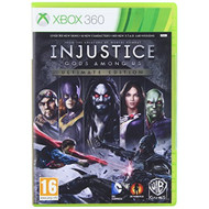 Injustice: Gods Among US Ultimate Edition For Xbox 360 Fighting - EE699616