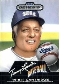 Sega Classic Tommy Lasorda Baseball For Sega Genesis Vintage With - EE699658