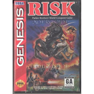 Risk For Sega Genesis Vintage Strategy - EE699663