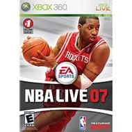 NBA Live 07 For Xbox 360 Basketball - EE699713