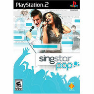 Singstar Pop For PlayStation 2 PS2 Music - EE699719