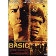 Basic On DVD With Samuel Jackson - EE699733