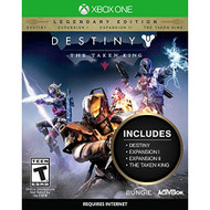 Destiny: The Taken King Legendary Edition For Xbox One Shooter - EE699741