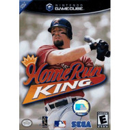 Home Run King For GameCube With Manual and Case - EE699756