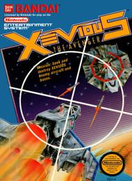 Xevious The Avenger Nes/nintendo For Nintendo NES Vintage - EE699768